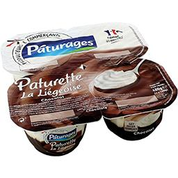 Liégeoise Paturette Chocolate