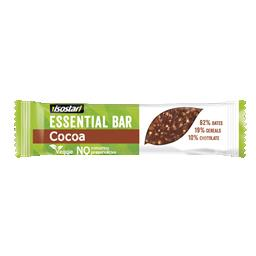 Isostar essencial barra chocolate 35g