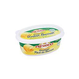 Manteiga fácil de barrar