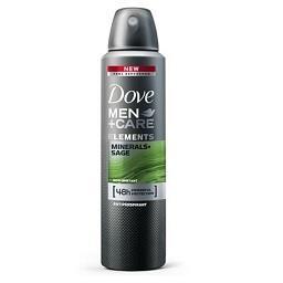 Desodorizante spray minerals + sage