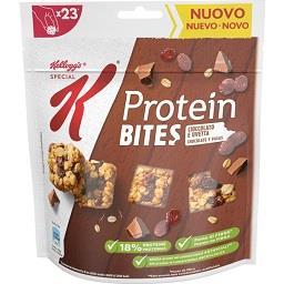 Bites de Cereais com Chocolate e Passas