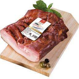 Bacon extra metades
