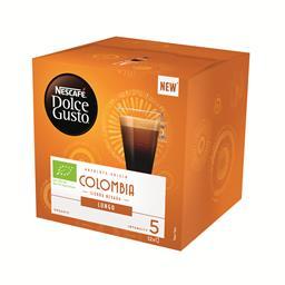 Café em cápsulas dolce gusto colombia