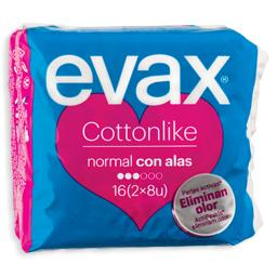 Pensos Higiénicos Cottonlike Normal Abas