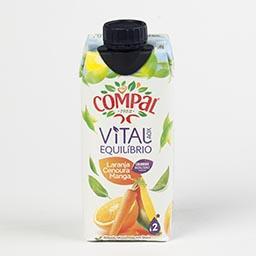 Néctar vital laranja/cenoura/manga