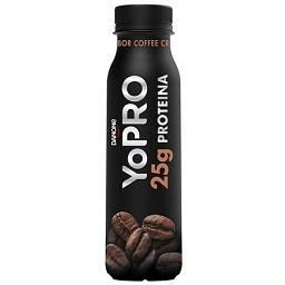Iogurte Líquido de Café com Proteínas