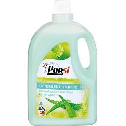 Detergente Líquido p/ Máquina de Lavar Roupa Aloe Ve...
