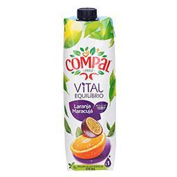 Néctar vital equilibrio laranja/maracujá