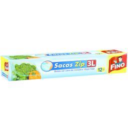 Sacos ZIP