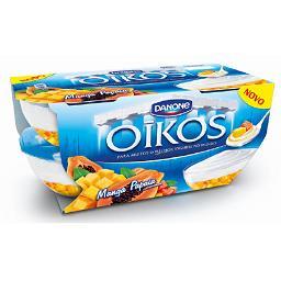 Iogurte oikos manga/papaia