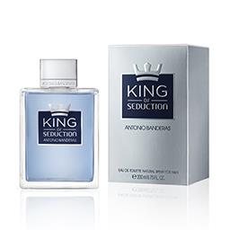 Eau de Toilette Homem King of Seduction