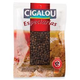 Pimenta preta em grão, pacote