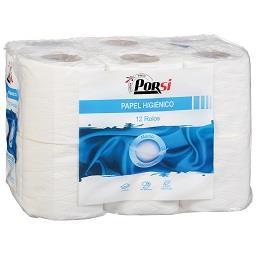 Papel higiénico macio absorvente