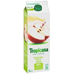Zumo manzana tropic 1l