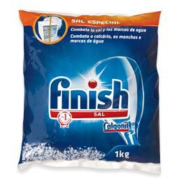 Sal p/ máquina de lavar loiça