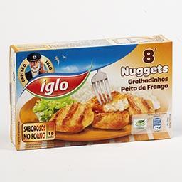 Nuggets de frango grelhadinho