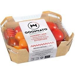 Tomate cherry mix bio