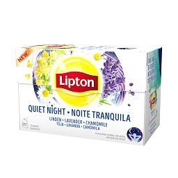 20 saquetas chá noite tranquila