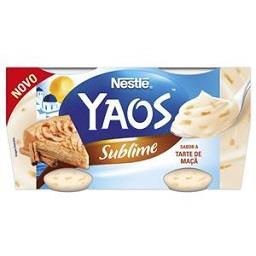 Nest yaos tarte maca 4x110g