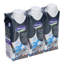 Bebida cálcio sem lactose + proteína
