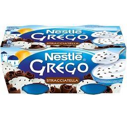 Iogurte Grego Stracciatella