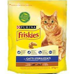 Ração para gato adulto esterilizado com peru