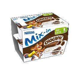 Iogurte mix-in chocapic