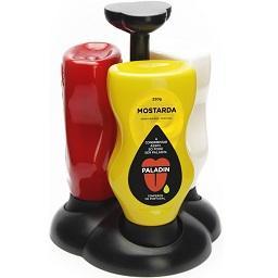 TriPack Maionese+Mostarda+Ketchup