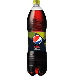 Refrigerante com gás Pepsi max lima
