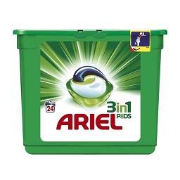 Detergente em Cápsulas 3 em 1 Regular