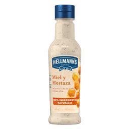Hellmann's molho p/ salada most/mel 210ml