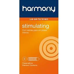 Preservativo Estimulante, 6 unidades