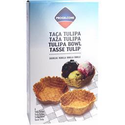 6 Tulipas Baunilha