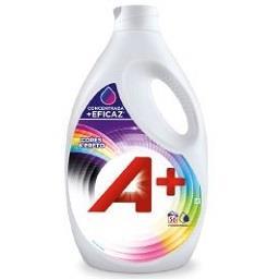 Detergente líquido máquina lavar roupa color A+