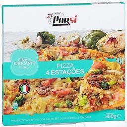 Pizza 4 estações