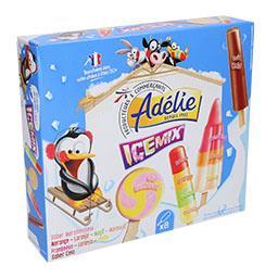 8 Gelados ice mix