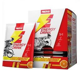 Energy drink orange