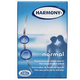 Preservativo normal, 6 unidades
