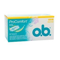 Tampão normal proconfort, 32 unidades
