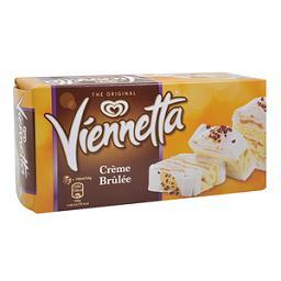 Gelado Viennetta Creme Brulee