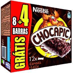 Barras Chocapic 8+4 grátis