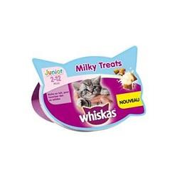 Snack gato júnior milky treat