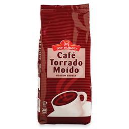 Café torrado saco