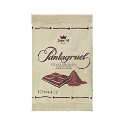 Chocolate culinário em pó