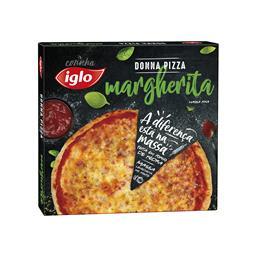 Pizza massa fina Margherita