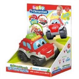 Baby Jeep Safari