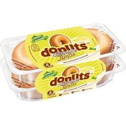 Donuts cheesecake de limão