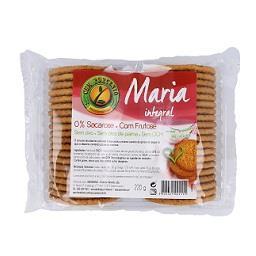 Bolacha Maria sem açúcar
