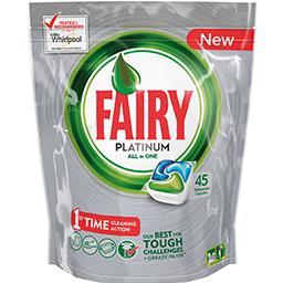 Detergente em Pastilhas p/ Máquina Lavar Loiça Plati...