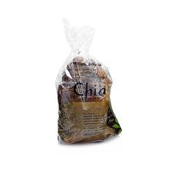 Pão de Forma Chia